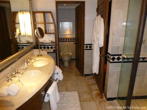 first night in bathroom grand hyatt erawan bangkok and first night in bangkok