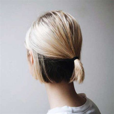 long bob in a ponytail pictures 10 sleek bob hairstyles bob hairstyles 2017 short