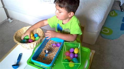 imagenes sensoriales actividades actividad sensorial con palomitas sensorial act youtube