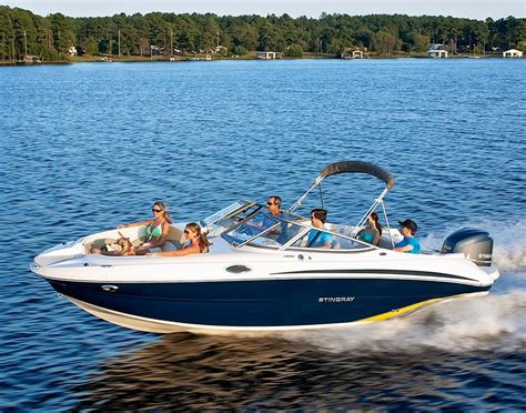 new deck boats for sale 2016 new stingray boats 234lr sport deck boat for sale