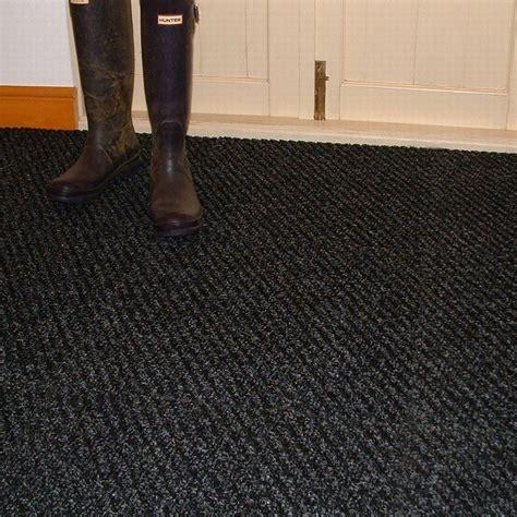 guardian black barrier tiles extra heavy duty matting