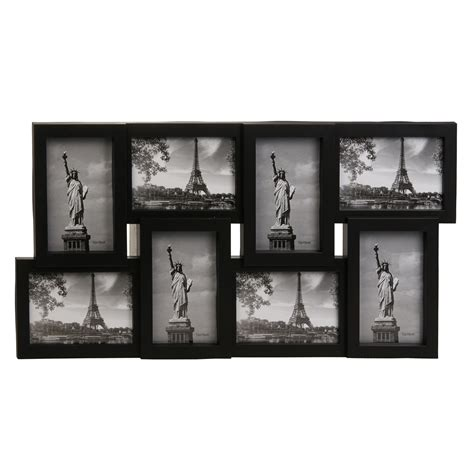 large decorative frame multi photo 8 picture large decorative frame collage