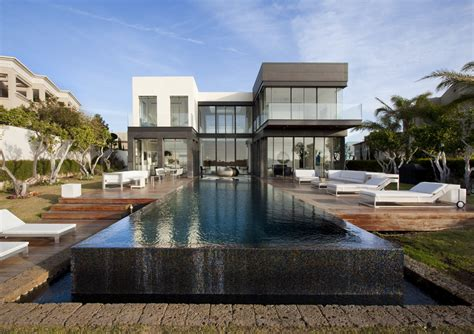 home infinity pool villa infinity pool day interior design ideas