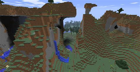 cave mountain minecraft seed 1 1 0 0 mountains caves seed minecraft project