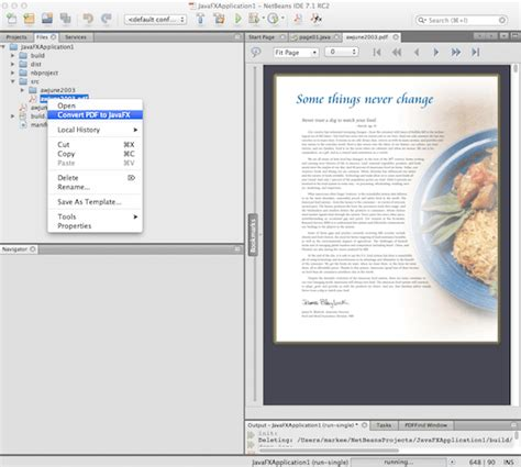 netbeans tutorial for java web application pdf netbeans pdf to javafx plugin released