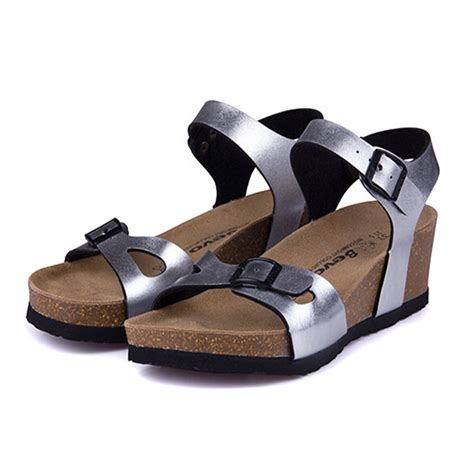 new fashion sandals cork shoes shoes gladiator