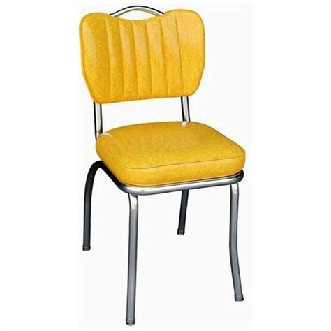 vintage kitchen chairs features