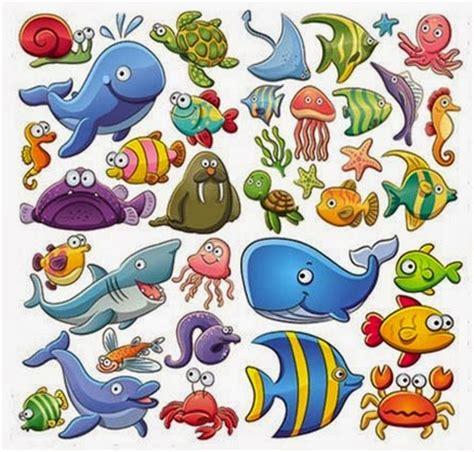 imagenes de animales que viven en el mar dibujos de animales que viven en el mar imagui