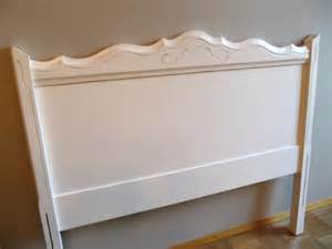 jentiques shabby chic headboard and footboard single