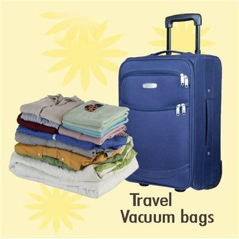 tas travel organizer plastik vakum kompresi 1pcs vb 70 transparent jakartanotebook