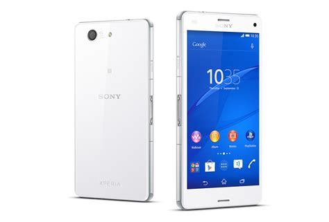 xperia z3 xperia z3 compact specifications 4 6 touchscreen