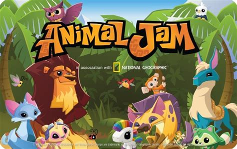 Animal Jam Membership Gift Card - animal jam digital gift card