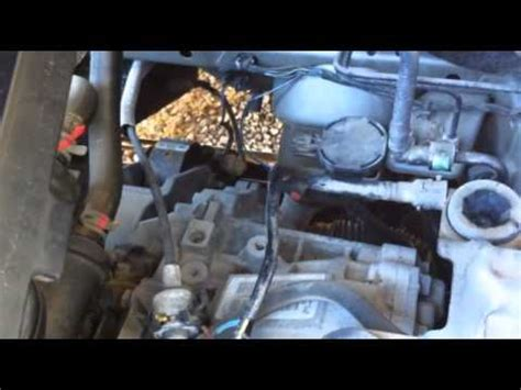 p0440 chrysler pacifica dodge caliber evap purge solenoid replacement how to diy