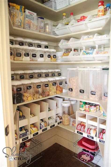 kitchen food storage ideas best 25 corner pantry organization ideas on pinterest