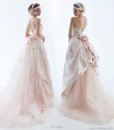 pink dress for wedding light pink wedding gown 2 bridal fashion wedding ideas