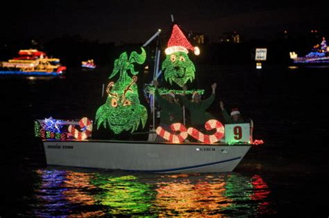 sarasota boat parade 23 free holiday events this month