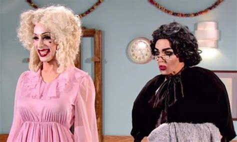Why Was Detox Elminating Katya by Rupaul S Drag Race Tamara Tattles