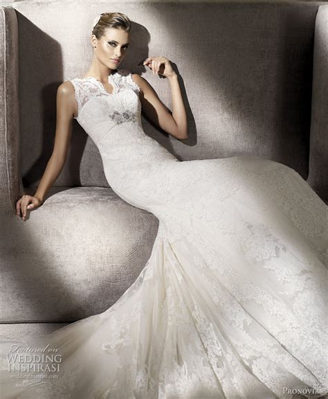 2012 Wedding Dresses by Pronovias 2012 Advance Bridal Collection Wedding Dresses