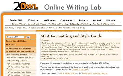 Purdue Owl Essay Writing by Essay Writing Owl At Purdue