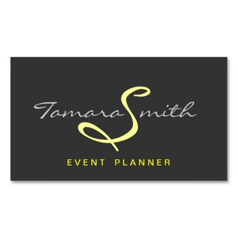 Planning Business Cards Templates by 1000 Images About Event Planner Business Card Templates