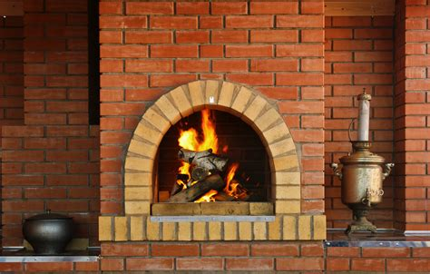 Fireplace Flue by Chimney The Inspector