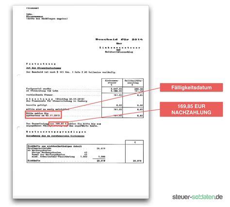 wann muss einkommensteuer vorauszahlungen leisten warum muss ich als soldat steuern nachzahlen
