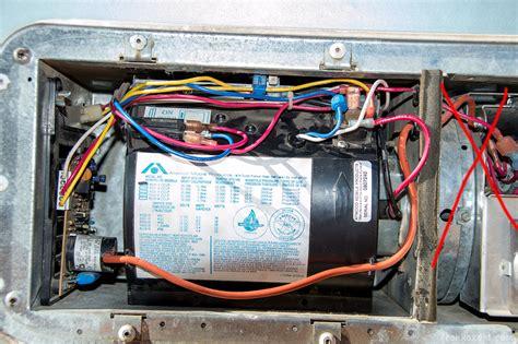 small blower motor schematic