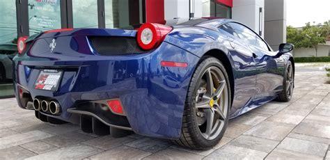 electric power steering 2011 ferrari 458 italia spare parts catalogs used 2011 ferrari 458 italia for sale 179 900 marino performance motors stock 178587