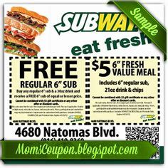 subway restaurant coupons printable thе diet subway menu subway coupons