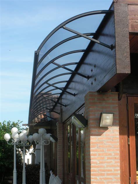 tettoie per scale esterne pensiline in policarbonato installazione e vendita in