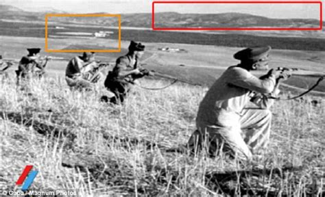 photographing the fallen a war photographer on the how capa s does lie the photographic proof that