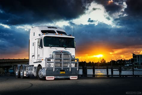 kenworth t300 kenworth k200 big cab automotive photography in south