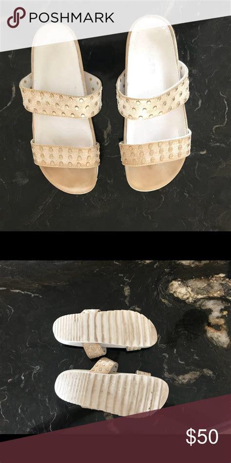 sandals  images jslides sandals gold studs