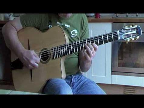 minor swing guitar lesson minor swing arpeggio exercise gypsy jazz guitar lesson