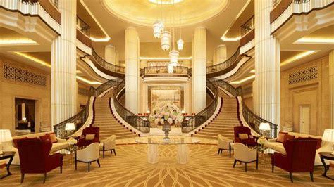 Livingroom Theatre Portland St Regis Abu Dhabi Hotel Abu Dhabi United Arab Emirates