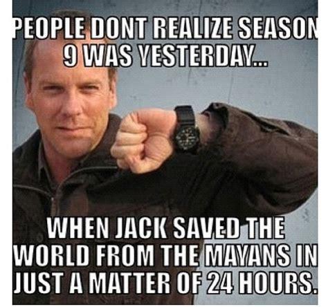 Jack Bauer Meme - jack bauer saves the world again 24 pinterest the o