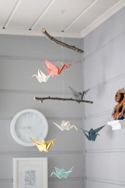 d馗orer chambre les 25 meilleures id 233 es de la cat 233 gorie mobiles d origami