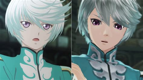let s compare the tales of zestiria anime to the
