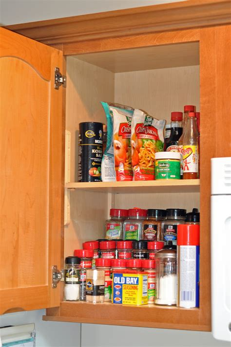 How To Organize Spice Cabinet by Clean For The Best Finish With Puracyn Plus