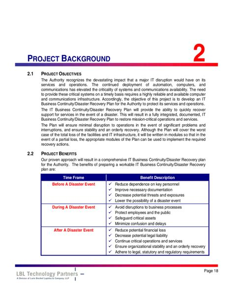 business impact analysis report template business impact analysis and recovery strategies