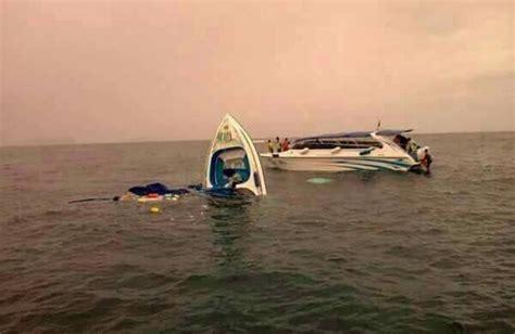 schnellboot crash mindestens 26 urlauber verletzt thailand - Speedboot Unfall Phuket