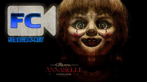 annabelle doll trailer 2014 trailers annabelle official trailer 2 opens october