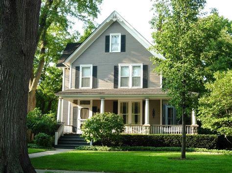 desain rumah ala amerika contoh desain halaman rumah ala amerika desain rumah ku