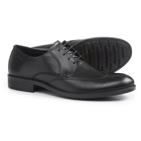 tie oxford shoes ecco harold tie wingtip oxford shoes for save 58