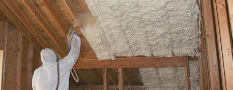 best spray foam insulation spray foam insulation things you should