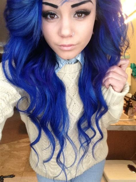 blue hair blue hair ideas on pinterest blue hair unicorn hair and