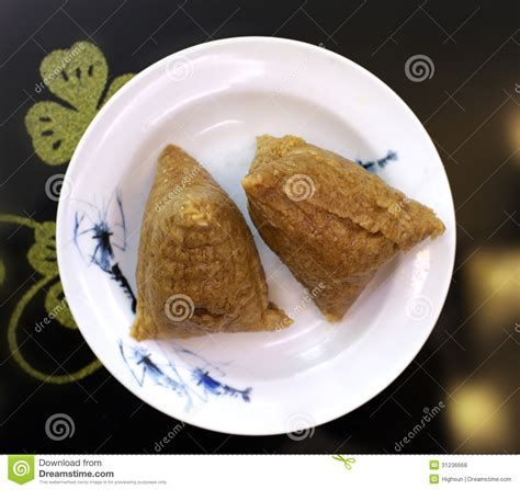 dragon boat festival glutinous rice rice dumplings royalty free stock photos image 31236668