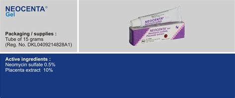 Salep Neocenta neocenta gel raya medika apotek indonesia