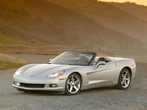 corvette supercar 2006 chevrolet corvette convertible supercars