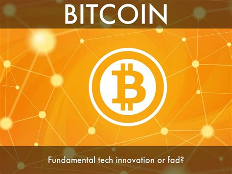 Bitcoin Block Chain Primer By Scott Jacobson Bitcoin Powerpoint Template